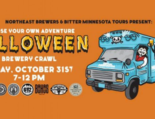 Choose your Own Adventure Halloween Brewery Crawl