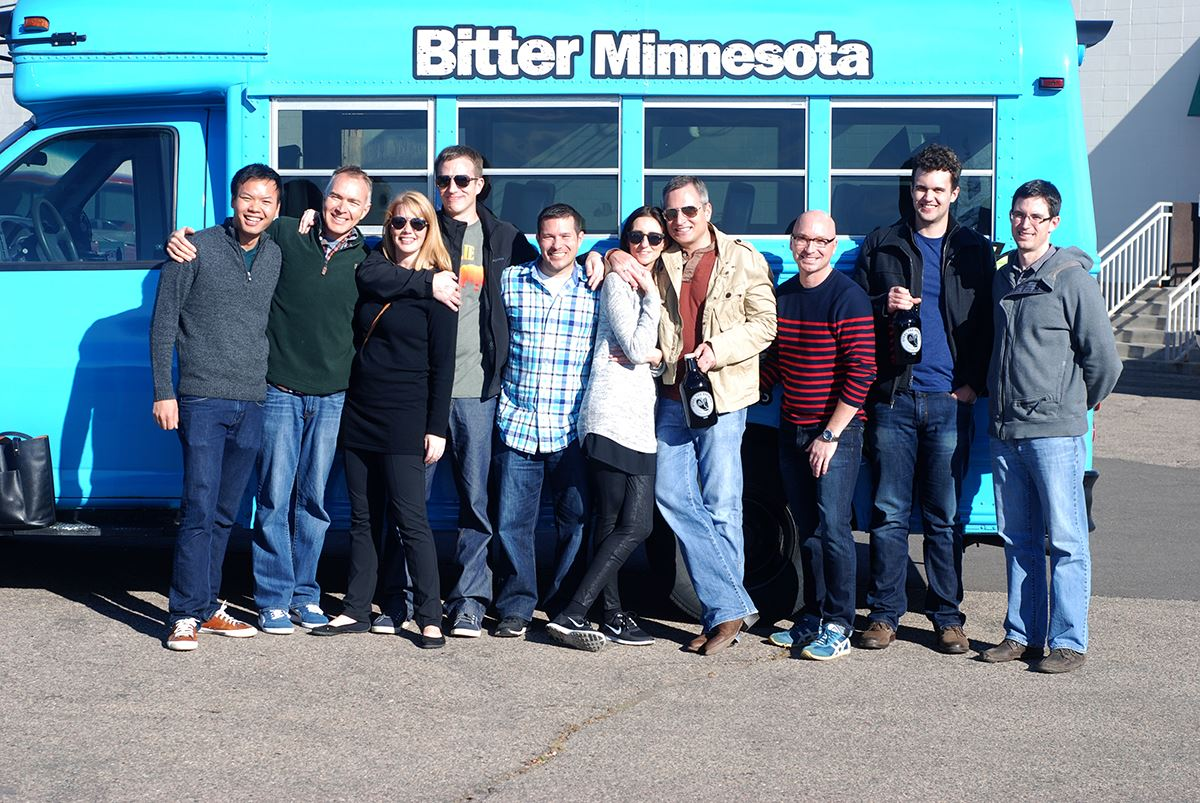 Bitter Minnesota Private Tour