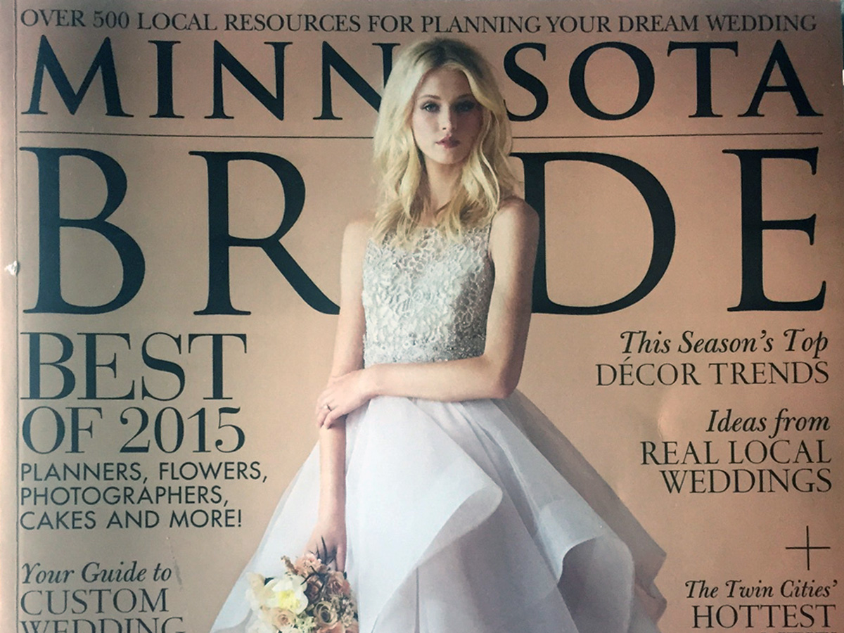 Minnesota Bride Magazine