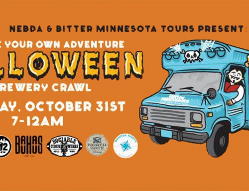 2015 Choose Your Own Adventure Halloween Brewery Crawl