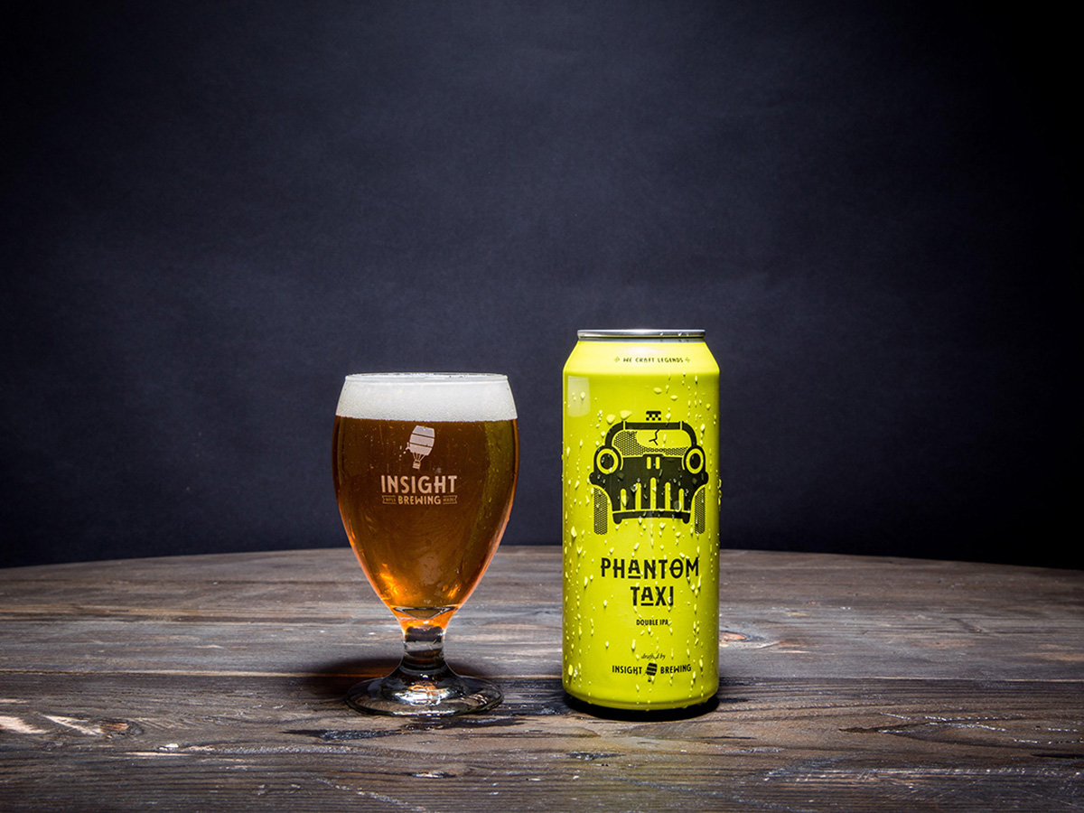 Bitter Minnesota Beer of the Week Phantom Taxi